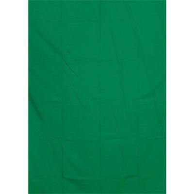 Image of Calumet Chromakey Green 3 x 3.6m Muslin Background