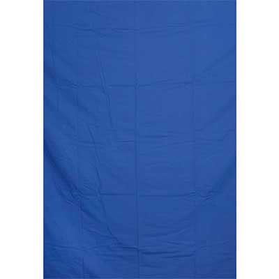Image of Calumet Chromakey Blue 3 x 3.6m Muslin Background