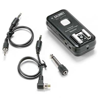 Image of Calumet Pro Series 2.4 GHz 4-Channel Wireless Receiver - Nikon