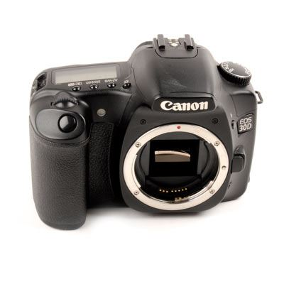 Used Canon EOS 30D Digital SLR - Camera Body