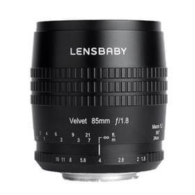 Lensbaby Velvet 85mm f1.8 Lens - Micro Four Thirds fit