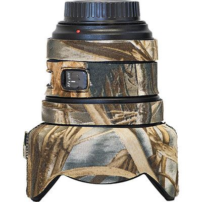 Image of LensCoat for Canon 11-24mm f4L USM - Realtree Advantage Max4 HD