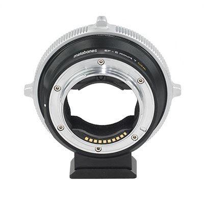 Image of Metabones Canon EF to E-mount T CINE (Black Matt)