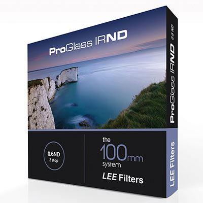 Lee ProGlass IRND 100mm 15 Stop Filter