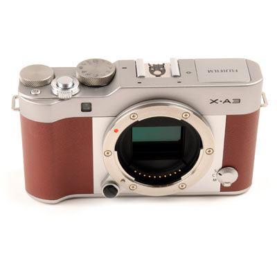 Used Fuji XA3 Digital Camera