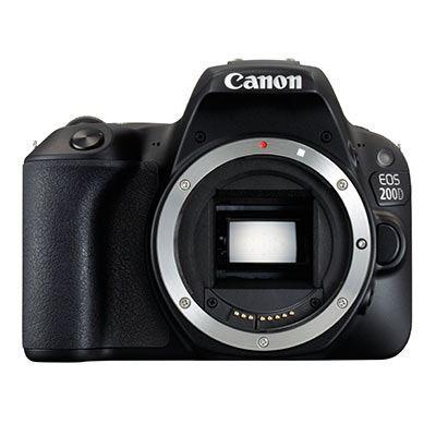 Canon EOS 200D Digital SLR Body