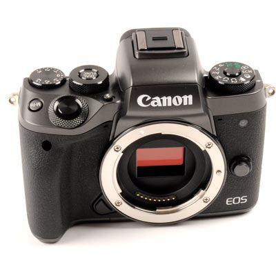 Used Canon EOS M5 Digital Camera Body