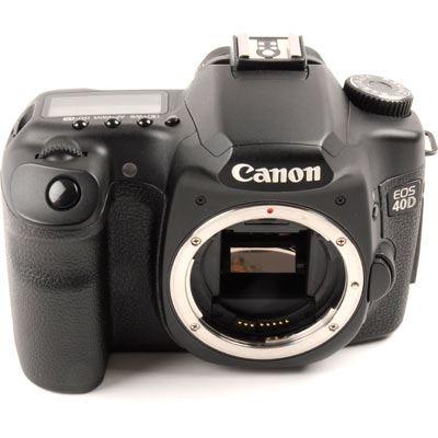 Used Canon EOS 40D Digital SLR Camera Body