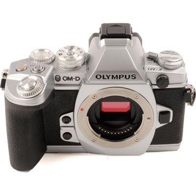 Used Olympus OMD EM1 Digital Camera Body  Silver