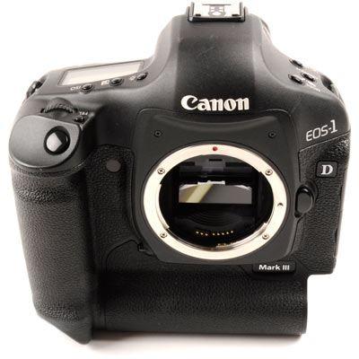 Used Canon EOS 1D Mk III Digital SLR Camera Body