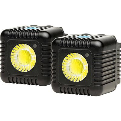 Lume Cube Dual Pack - Black