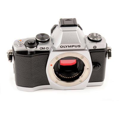 Used Olympus OMD EM5 Silver Digital Camera Body