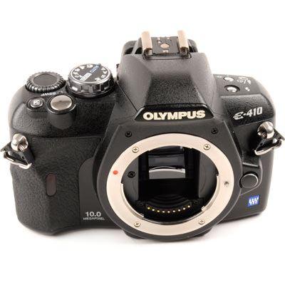 Used Olympus E410 Digital Camera Body Only