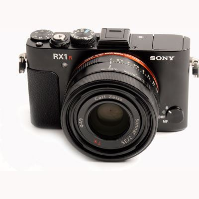 Used Sony Cyber-shot RX1R Mark II Digital Camera