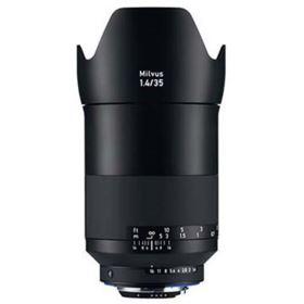 Zeiss 35mm f1.4 Milvus ZF.2 Lens - Nikon Fit