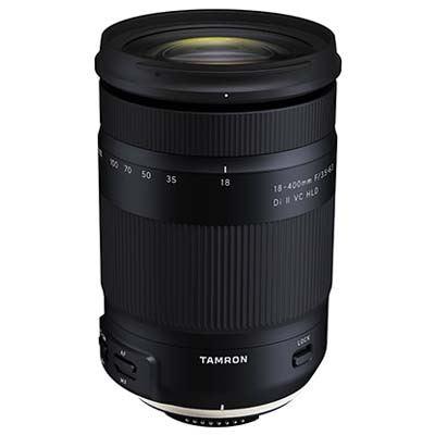 Tamron 18-400mm f3.5-6.3 Di II VC HLD Lens - Nikon Fit