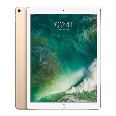 Apple iPad Pro 12.9-inch Wi-Fi + Cellular 256GB - Gold