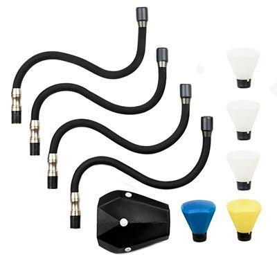 Adaptalux Lighting Studio White Combo Pack
