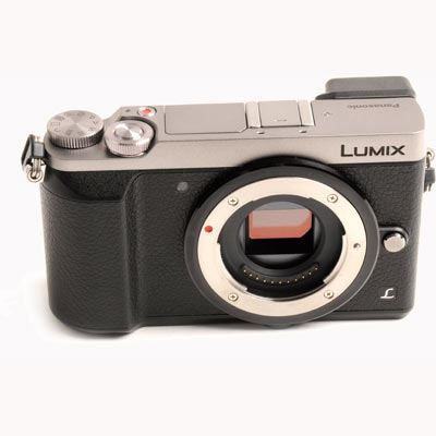 Used Panasonic Lumix DMC-GX80 Digital Camera Body