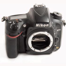Used Nikon D610 Digital SLR Camera Body