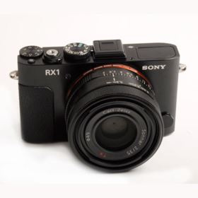 Used Sony Cyber-shot RX1 Black Digital Camera