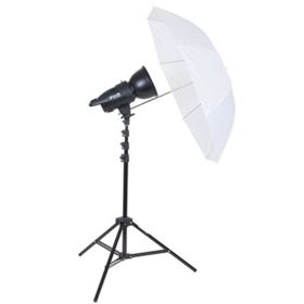 Interfit F121 100w Umbrella Kit