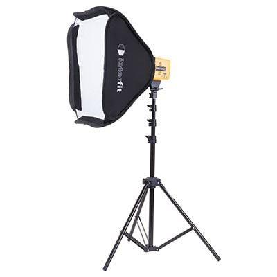 Image of Interfit Honey Badger Single Head Softbox Kit