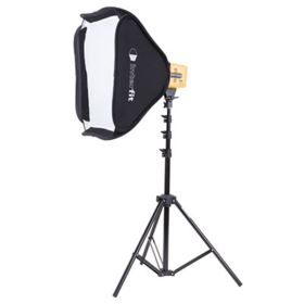 Interfit Honey Badger Single Head Softbox Kit