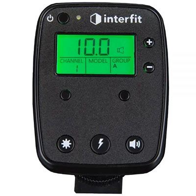 Interfit Honey Badger Remote
