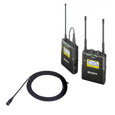 Sony UWP-D11/K33 PRO Wireless Microphone Set