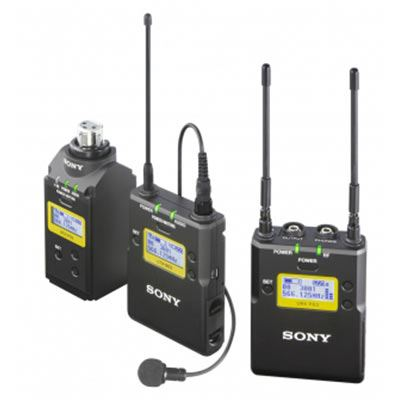 Sony UWP-D16/K42 Wireless Microphone Set