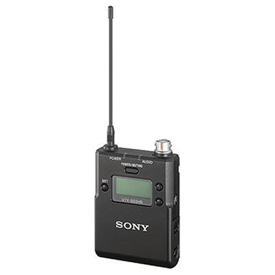 Sony UTX-B03HR/K33 UWP-D Body Pack Transmitter