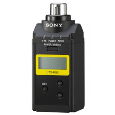 Sony UTX-P03/K33 UWP-D XLR Plug-On Transmitter