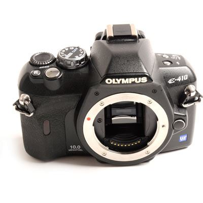 Used Olympus E-410 Digital Camera Body Only