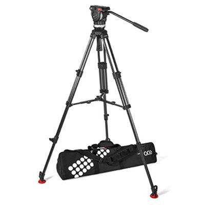 Sachtler 1018C Ace XL MS CF Video Tripod System