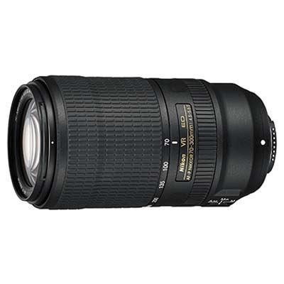 Nikon 70-300mm f4.5-5.6E ED VR AF-P Lens