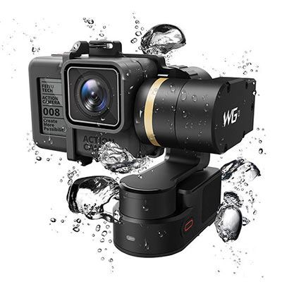 FeiyuTech WG2 Waterproof Wearable 3-Axis Gimbal