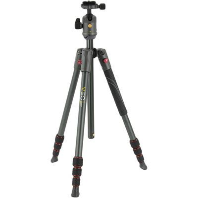 Image of Vanguard VEO 2 204AB Tripod - Red
