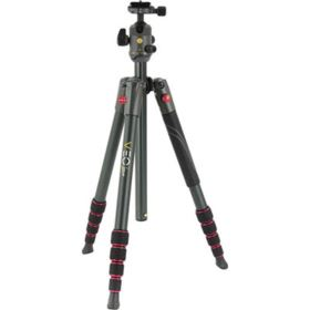 Vanguard VEO 2 235AB Tripod - Red