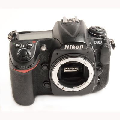 Used Nikon D300 Digital SLR Camera Body