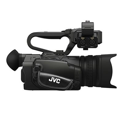 Image of JVC GY-HM250E 4KCAM Live Streaming Camcorder