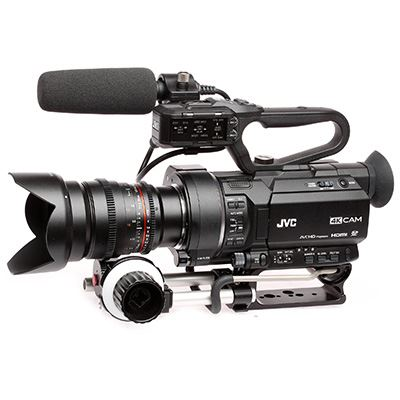 Image of JVC GY-LS300CHE Super 35mm Camcorder