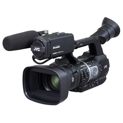 Image of JVC GY-HM620E HD ENG Camcorder