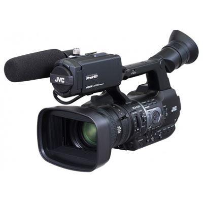 JVC GY-HM660E HD ENG Camcorder