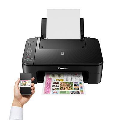 Canon PIXMA TS3150 Printer - Black