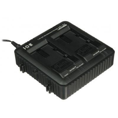 JVC LC-2J Dual battery charger for SSL-JVC50 / SSL-JVC75