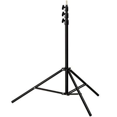 Image of Calumet Light Stand 3.1m - Black