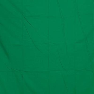 Image of Calumet Chromakey Green 3 x 7.2m Muslin Background
