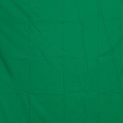 Calumet Chromakey Green 3 x 7.2m Muslin Background