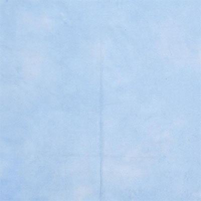 Calumet On-Site Powder Blue Muslin Background - 2.4 x 2.4m